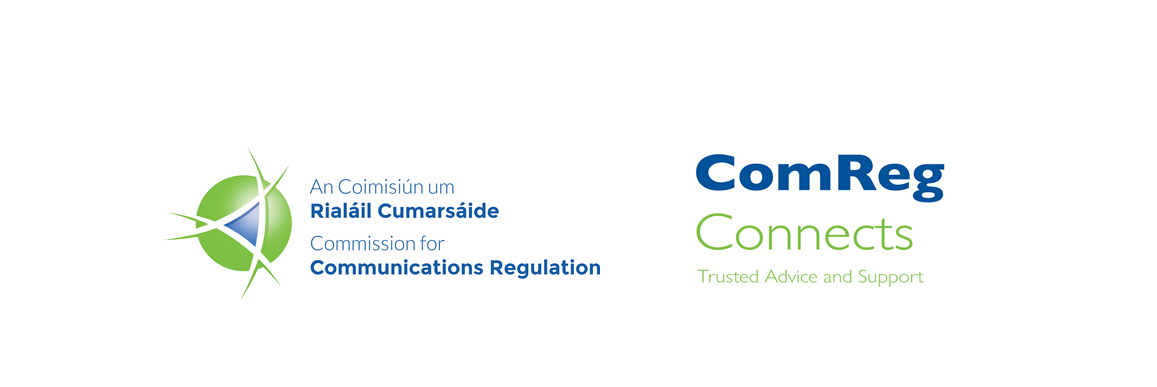 ComReg and ComReg Connects Logo